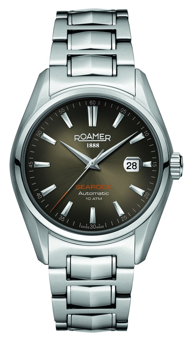 Roamer Searock Automatic Mens Watch 210633 41 02 20