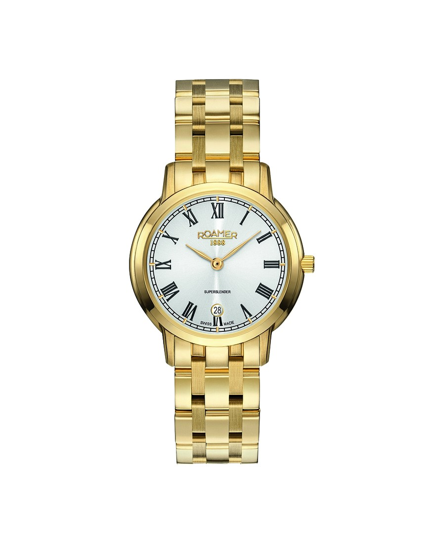 Roamer Womens Supersplender Watch 515811 48 22 50