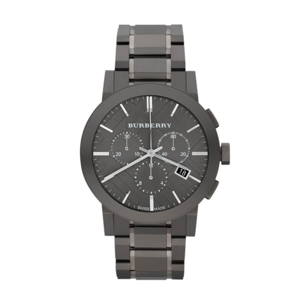 Burberry Mens The City Chronograph Watch BU9354