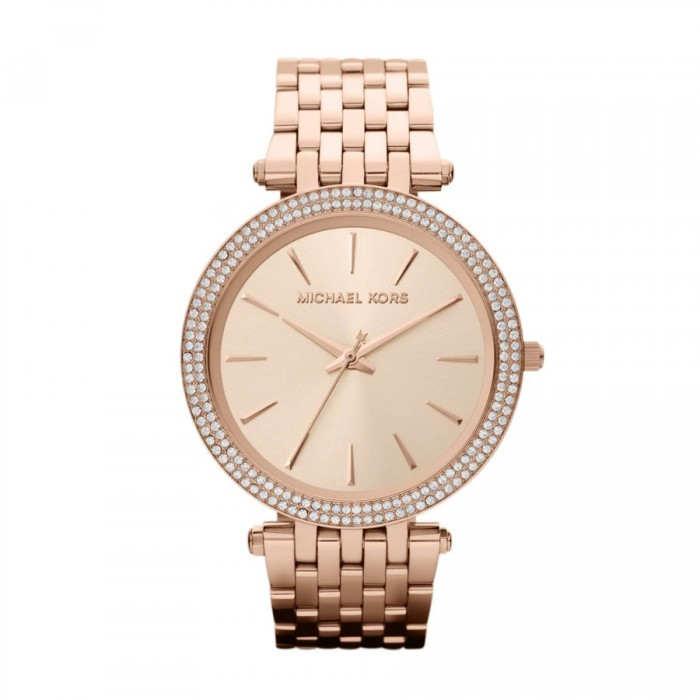 Michael Kors Ladies Gold Darci Watch MK3192