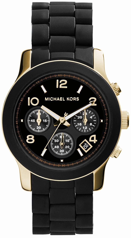 Michael Kors Ladies Runway Chronograph Watch MK5191