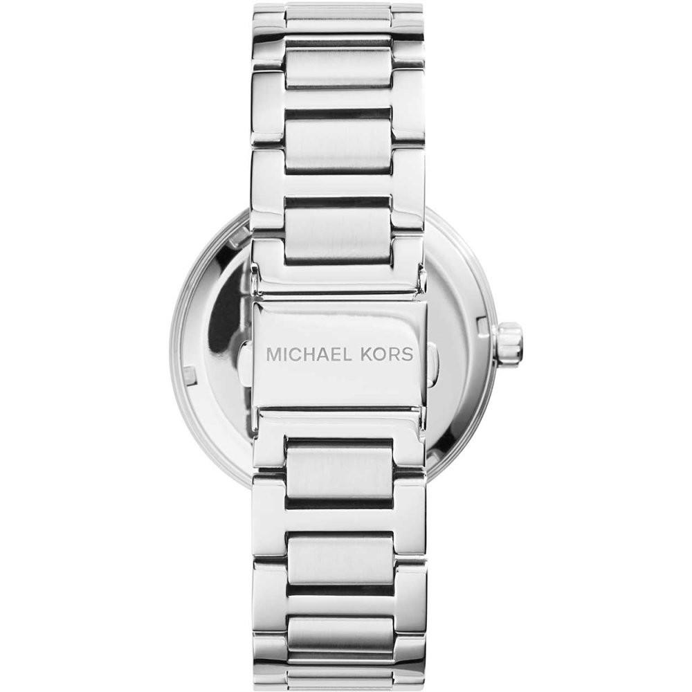 cfa62a935e25 Michael Kors Ladies Silver Skylar Watch MK5866