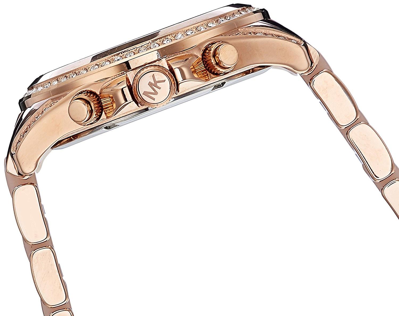 da141606b263 Michael Kors Ladies Ritz Rose Gold Watch MK6307