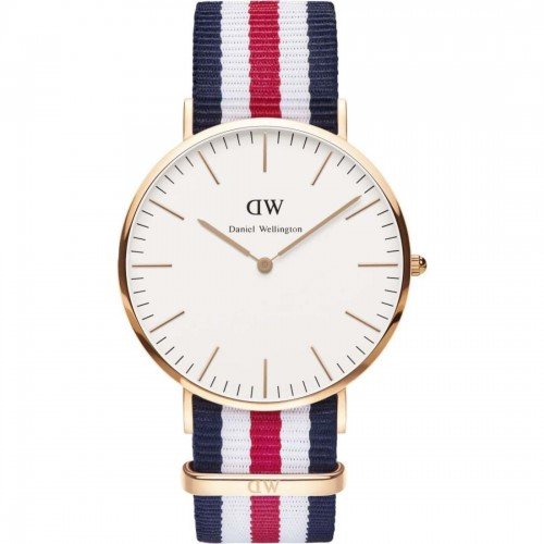 Daniel Wellington Classic Canterbury Mens Watch 0102DW