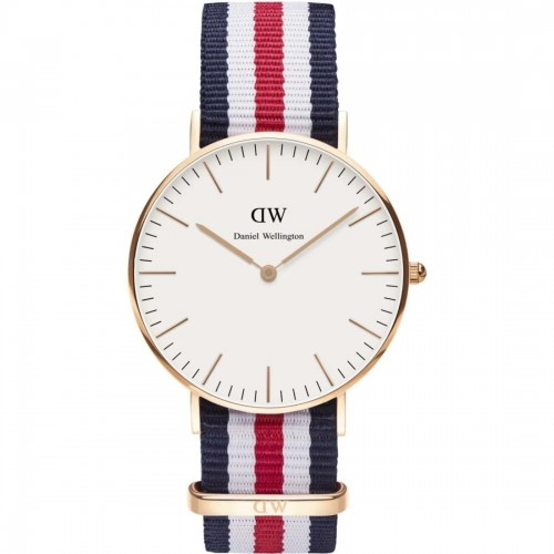 Daniel Wellington Ladies Canterbury Rose Watch 0502DW