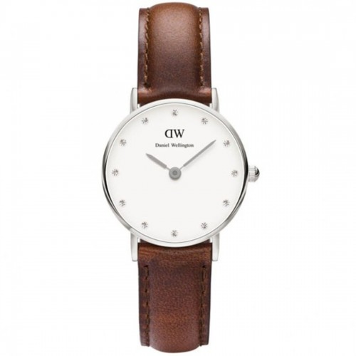 Daniel Wellington Ladies Classy Brown Watch 0920DW