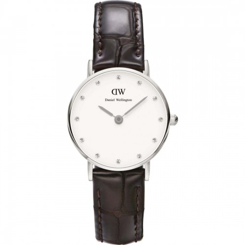 Daniel Wellington Ladies York Brown Watch 0922DW