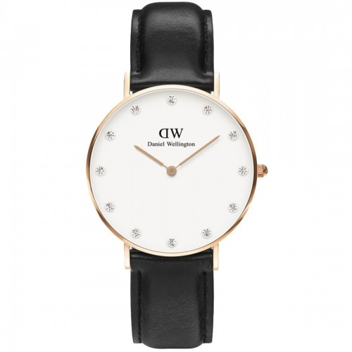 Daniel Wellington Ladies Sheffield Black Watch 0951DW