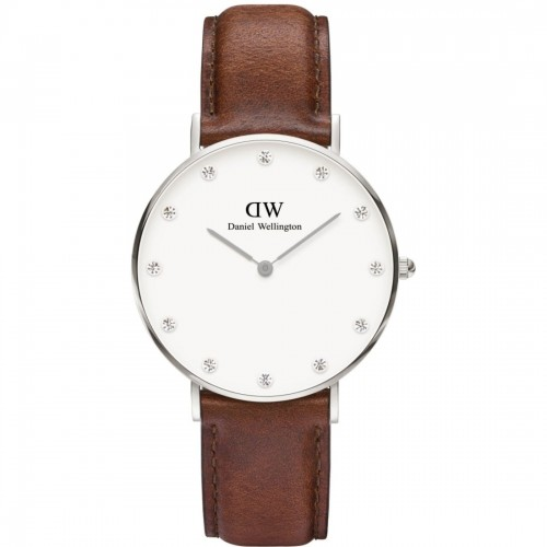 Daniel Wellington Ladies St Mawes Brown Watch 0951DW