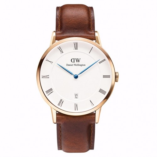 Daniel Wellington Men's St Mawes Rose Watch 1100DW