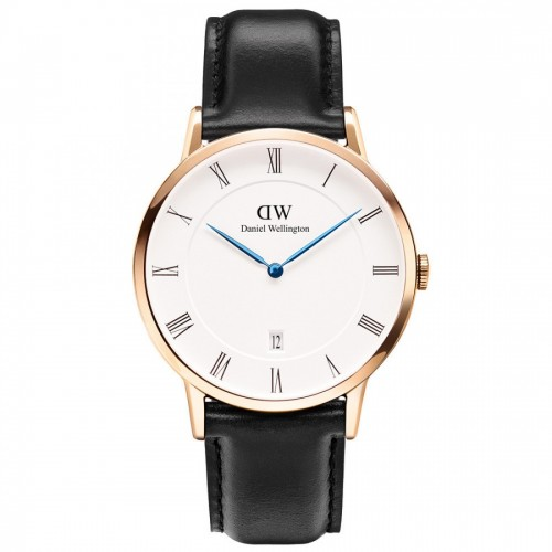 Daniel Wellington Men's Sheffield Rose Watch 1101DW