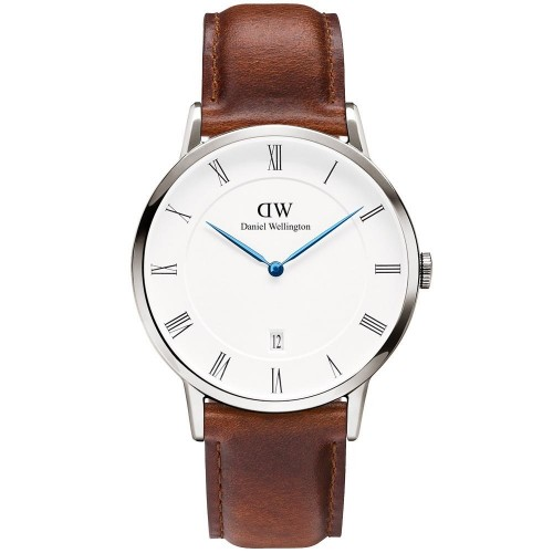 Daniel Wellington Dapper St. Mawes White Dial Men's Watch 1120DW