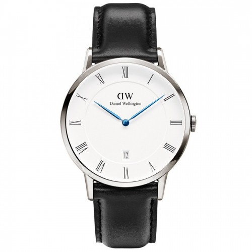 Daniel Wellington Dapper Sheffield White Dial Men's Watch 1121DW