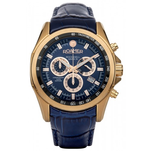 Roamer Mens Rockshell MRK III Watch 220837 49 45 02