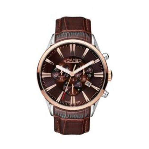 Roamer Mens Superior Watch 508837 41 65 05