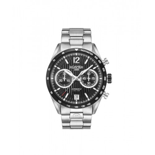 Roamer Mens Superior Chrono II Watch 510902 41 54 50