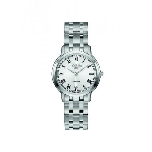 Roamer Womens Supersplender Watch 515811 41 22 50