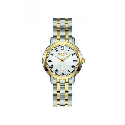 Roamer Womens Supersplender Watch 515811 47 22 50