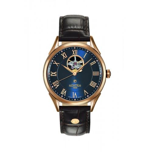 Roamer Mens Swiss Matic Watch 550661 49 42 05