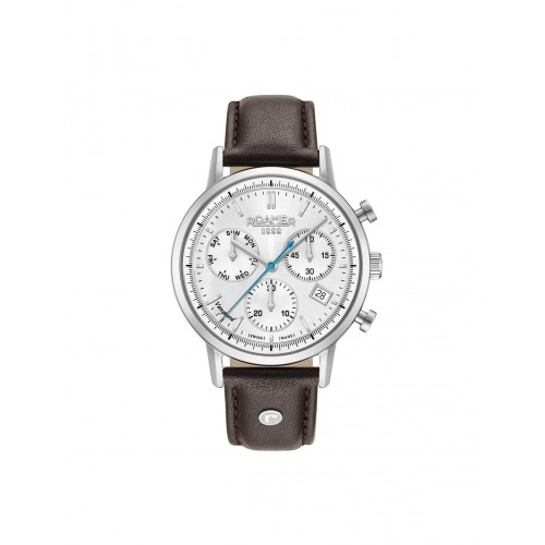 Roamer Mens VAnguArd Chrono II Watch 975819 41 15 09