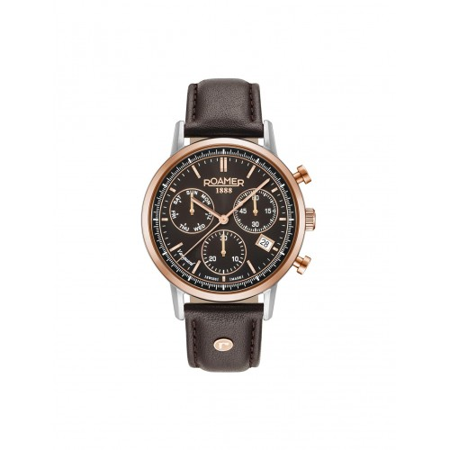 Roamer Mens VAnguArd Chrono II Watch 975819 49 55 09