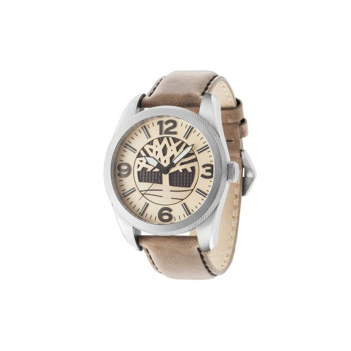 Timberland Bolton Leather Watch 14770JS/07