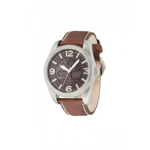 Timberland Bolton Leather Watch 14770JS/02
