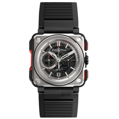Bell & Ross BR-X1 Titanium Skeleton Chronograph BRX1-CE-TI-RED
