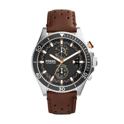 Fossil Mens Wakefield Chronograph Watch CH2944