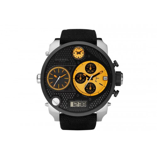 Diesel Studio Mixer Super Bad Ass Chronograph Watch DZ7234