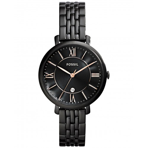 Fossil Ladies Jacqueline Black Watch ES3614