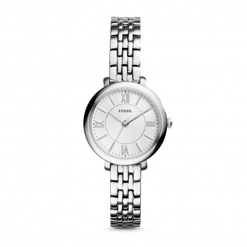 Fossil Ladies Silver Jacqueline Watch ES3797