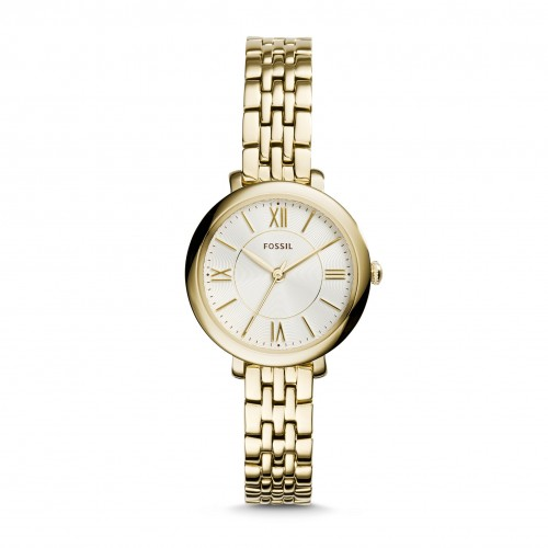 Fossil Ladies Gold Jacqueline Watch ES3798