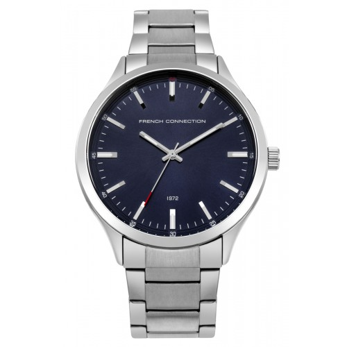 French Connection Mens Stainless Steel Watch FC1287UM