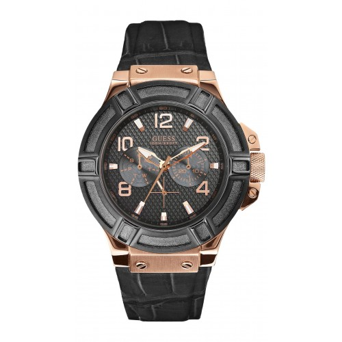 Guess Men's Rigor Watch  W0040G5
