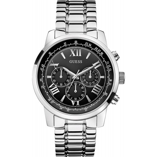 Guess Men's Horizon Chronograph Watch W0379G1