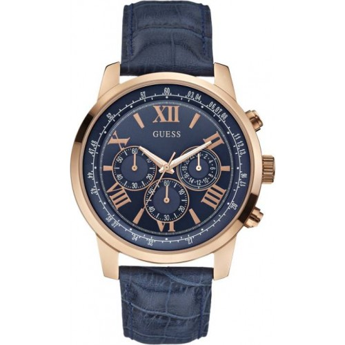 Guess Men's Horizon Chronograph Watch W0380G5