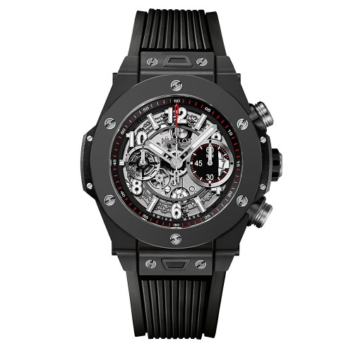 Hublot Big Bang Mens Unico Black Magic 411.CI.1170.RX