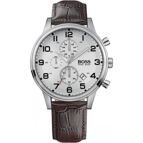 Hugo Boss Men's Aeroliner Chronograph Watch 1512447