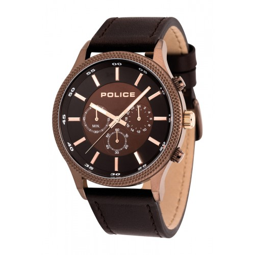 Police Pace Mens Watch 15002JSBN/12