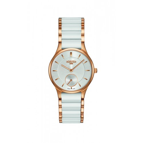 Roamer Ladies Cearline Saphira Watch 677855 49 15 60