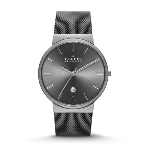 Skagen Mens Ancher Grey Watch SKW6108