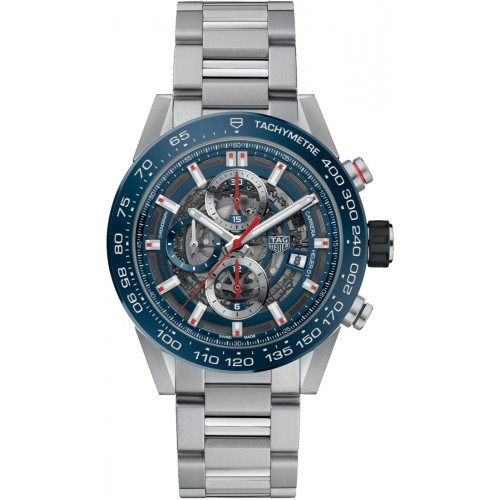 TAG HEUER CARRERA Calibre Heuer 01 CAR201T.BA0766