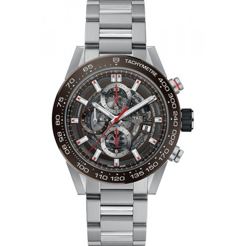 TAG HEUER CARRERA Calibre Heuer 01 Watch CAR201U.BA0766