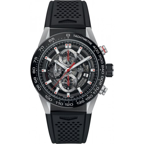 TAG HEUER CARRERA Calibre Heuer 01 CAR201V.FT6046