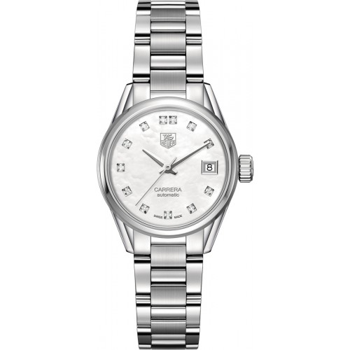 TAG HEUER CARRERA Calibre 9 Ladies Watch WAR2414.BA0776