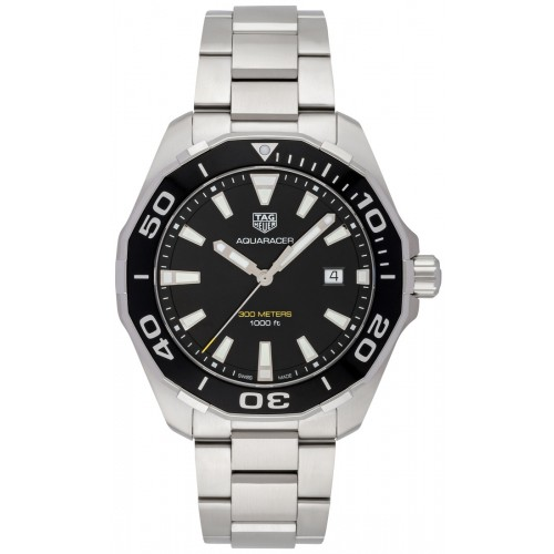TAG HEUER MENS AQUARACER WATCH WAY101A.BA0746