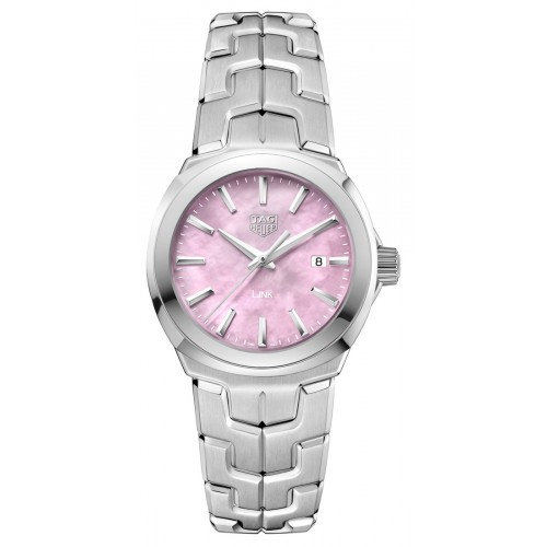 TAG HEUER LINK Ladies Silver Watch WBC1317.BA0600