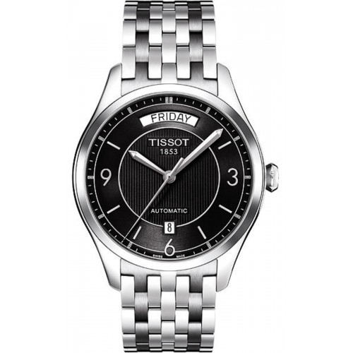 Tissot Men's T-One Automatic Stainless Steel Watch T038.430.11.057.00