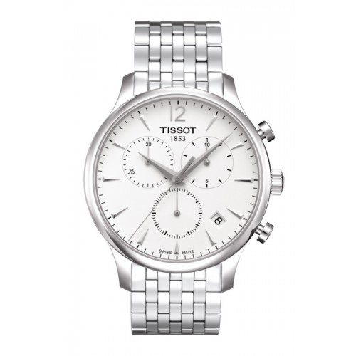 Tissot T-ClassicTradition Chronograph Men's Watch T063.617.11.037.00